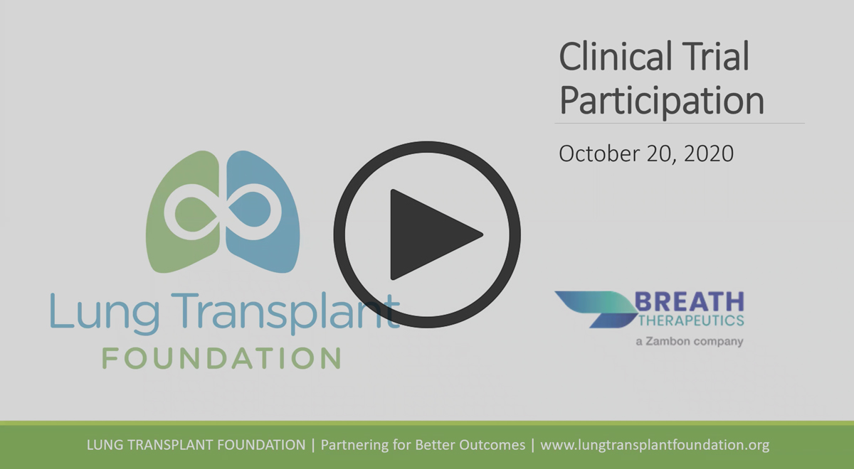 Clinical Trial Participation
